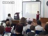 Гоголевка - В Центральной детской библиотеке прошёл конкурс чтецов [НовоТВ 02.04.13] Новокузнецк